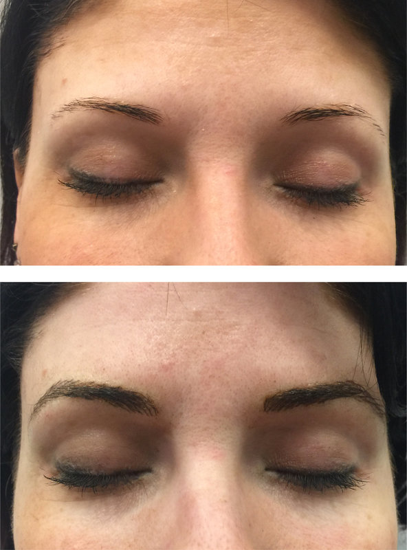 Microblading Brows - ENVY LASH STUDIO